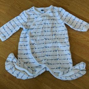 Janie and Jack bodysuit for baby boy